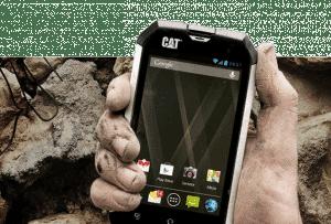 Téléphone Caterpillar - Blog SFAM