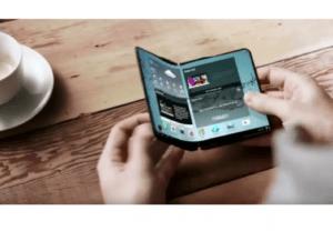 Ecran pliable smartphone - Blog SFAM