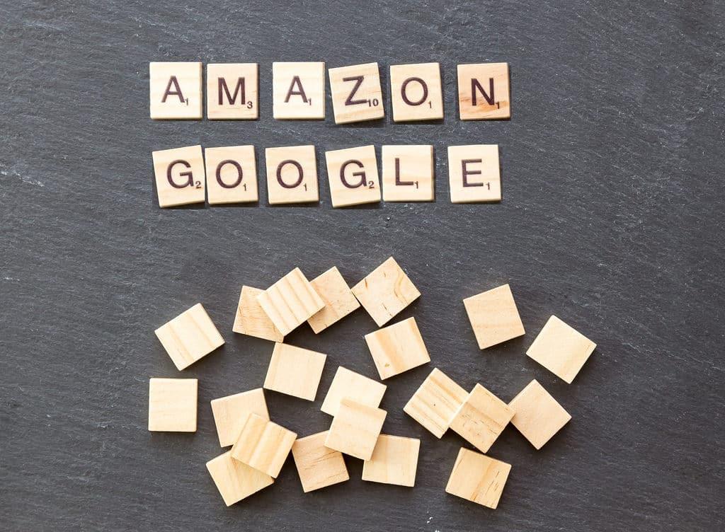 Amazon Google - Blog SFAM
