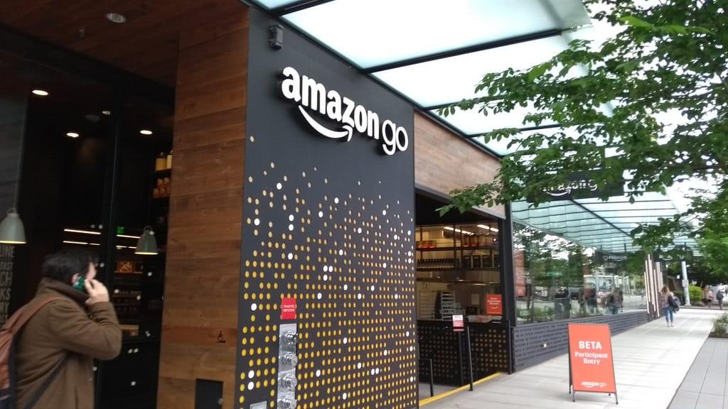 Amazon go superette - Blog SFAM