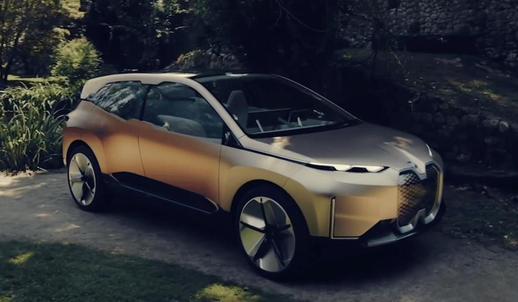 BMW Vision iNext - Blog SFAM