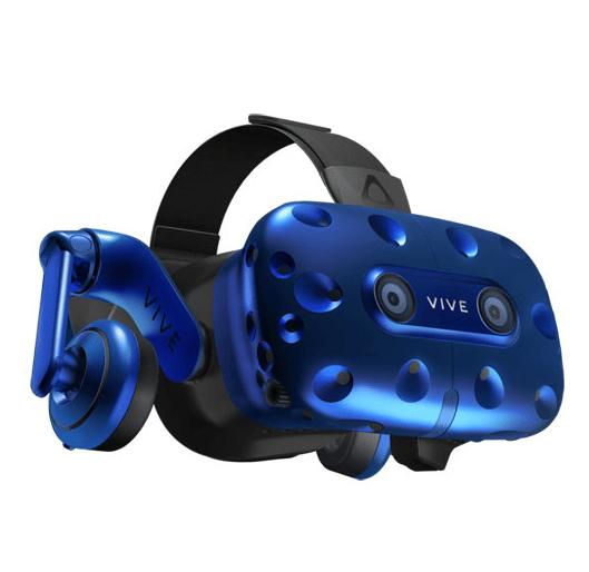 Idées cadeaux high-tech 2018 - meilleur casque de réalité augmentée HTC Vive Pro - Blog SFAM