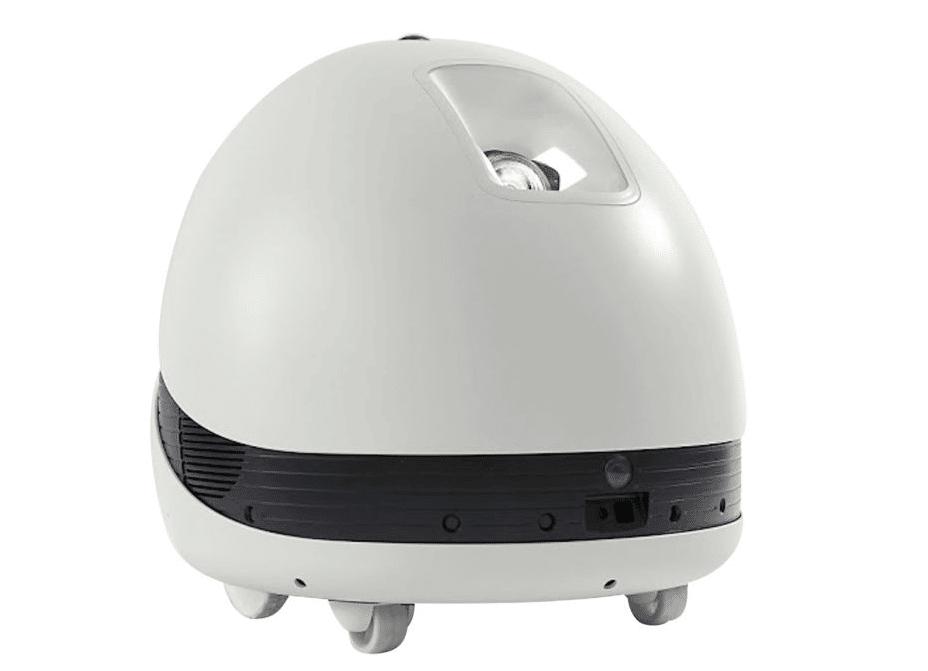 Idées cadeaux high-tech 2018 - meilleur robot connecté Keecker - Blog SFAM