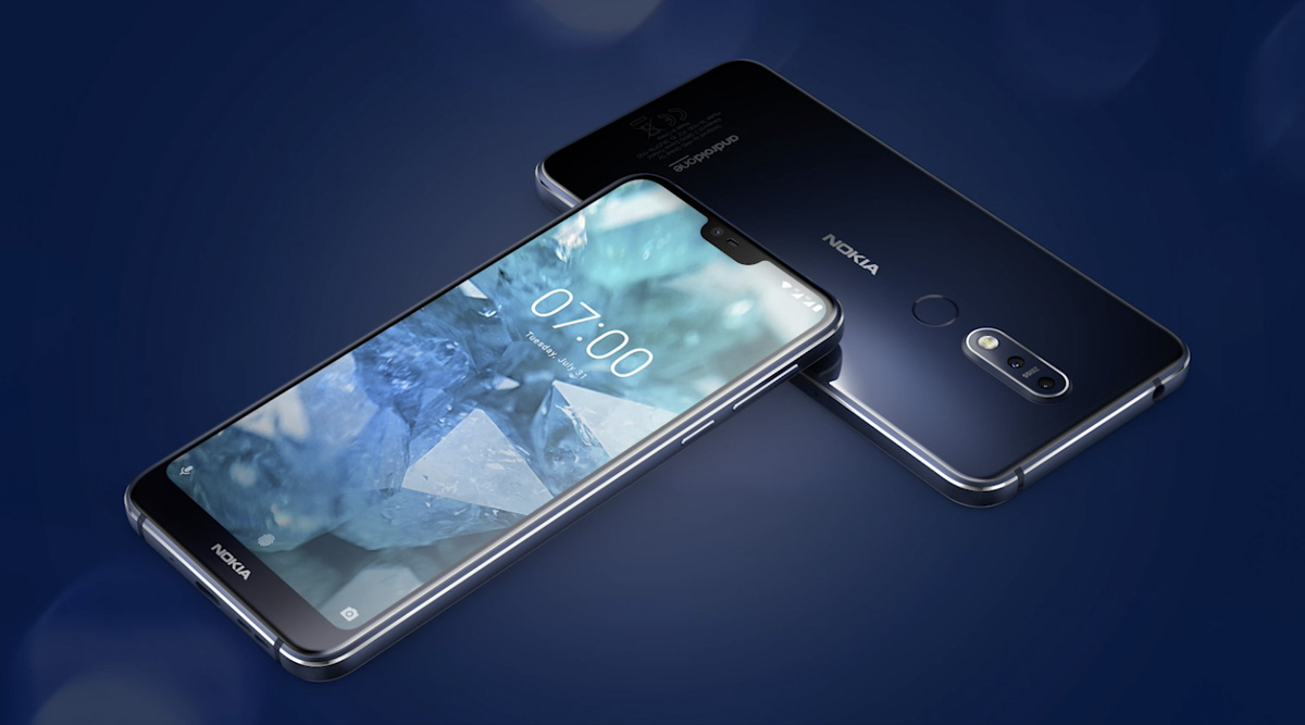 Nokia 7.1 smartphone android - Blog SFAM