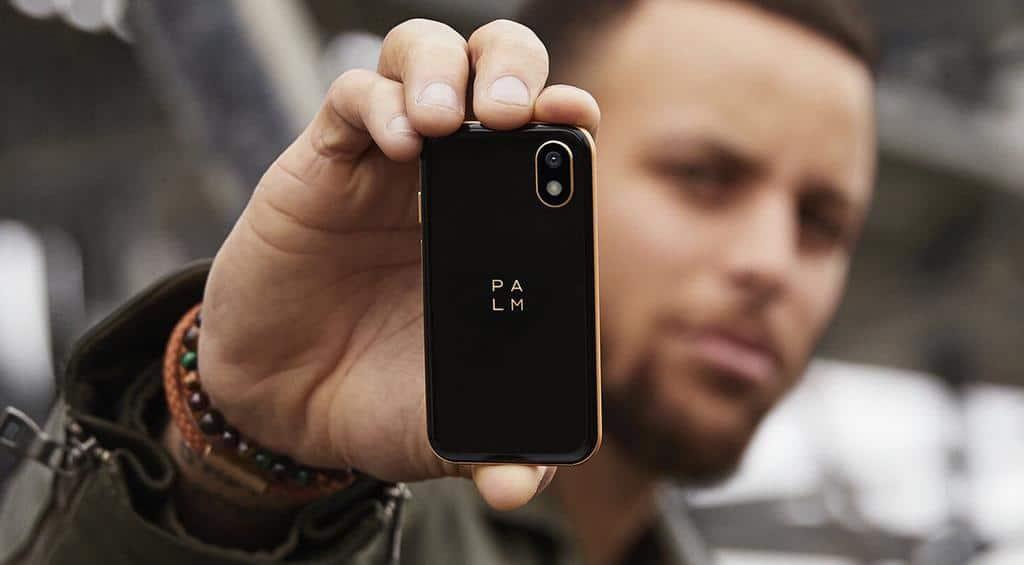 Palm mini teléphone - Blog SFAM