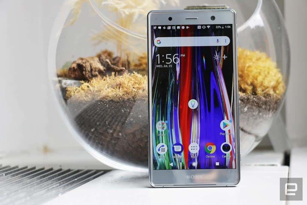Sony Xperia YZ3 OLED - Blog SFAM