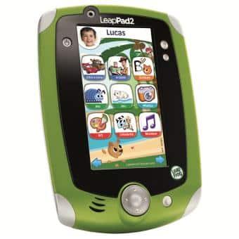 Meilleure tablette enfant - Tablette tactile enfant leapPad 2 Explorer Vert - Blog SFAM