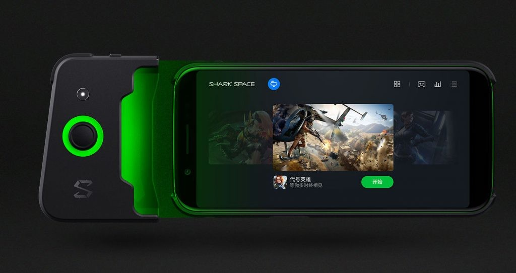 Xiaomi Black Shark - Blog SFAM