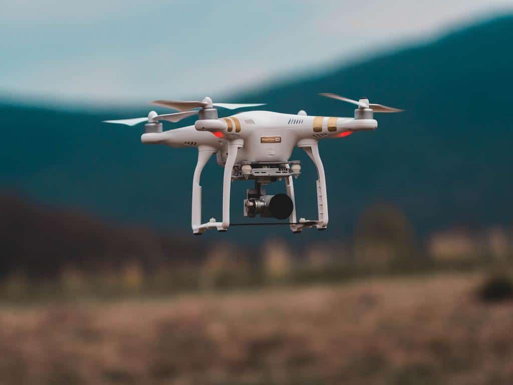 Drone prison - Blog SFAM