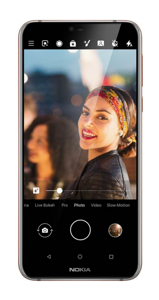 Meilleur smartphone 2018 - Rapport qualité prix - Nokia 7.1 Smartphone Android - Blog SFAM