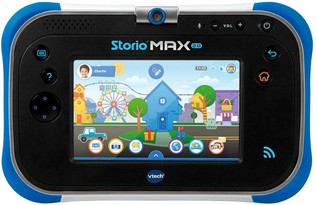 Meilleure tablette enfant - Storio max 2.0 - Blog SFAM
