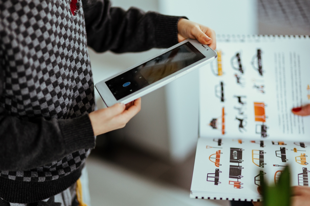 Choisir une tablette enfant - Blog SFAM