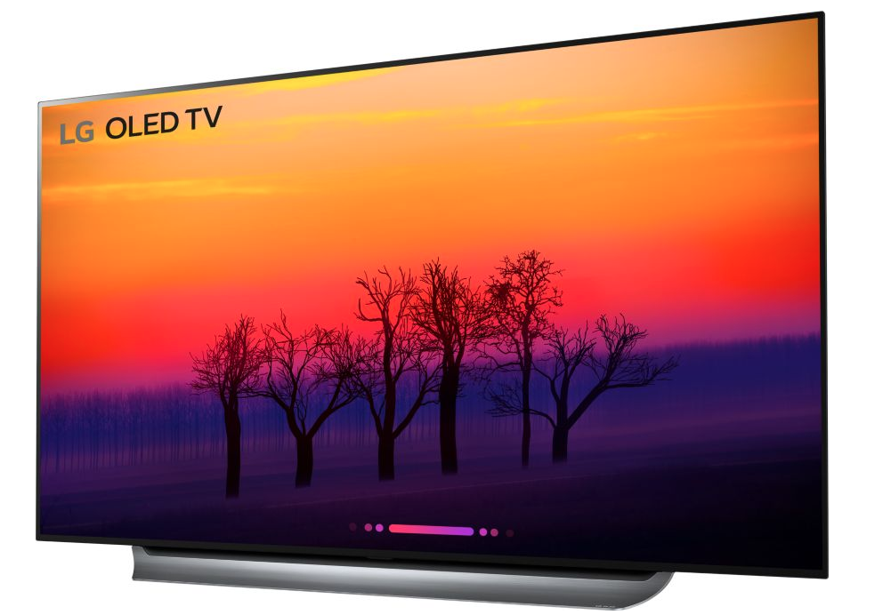 Télévision OLED LG 77C8 - Blog SFAM