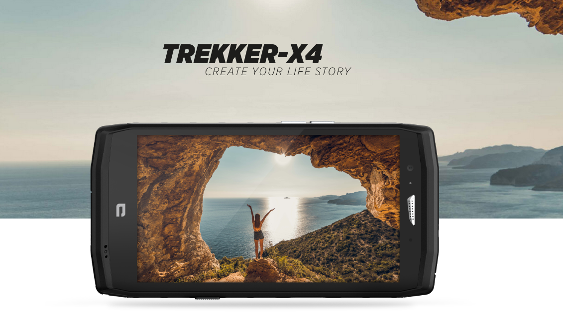 Trekker X4 action cam - Blog SFAM