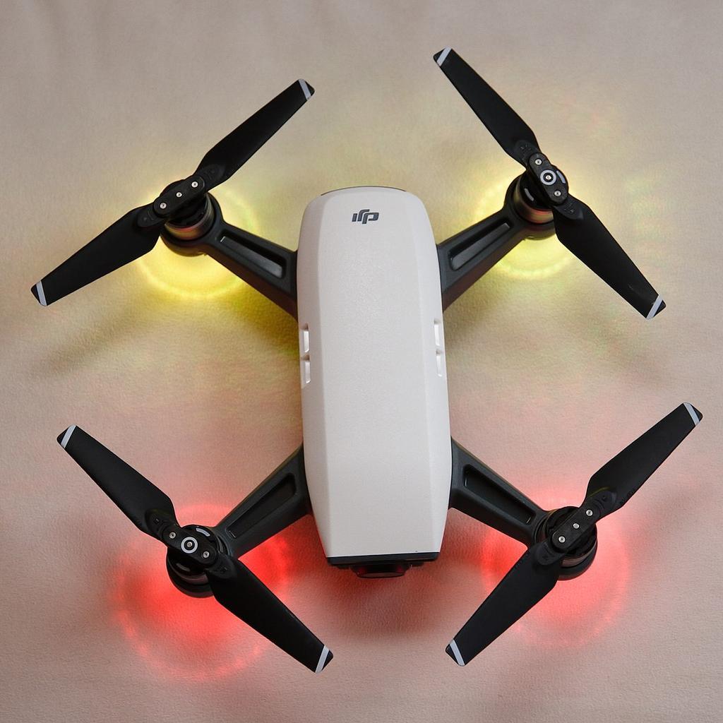 DJI Spark drone - Blog SFAM