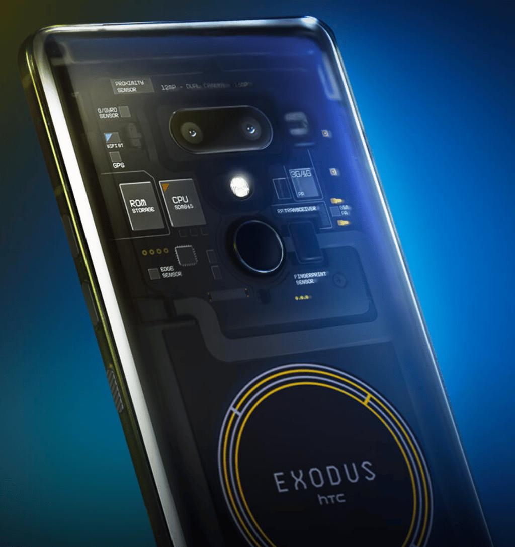 HTC Exodus - Blog SFAM