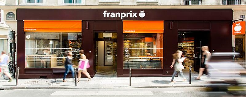 Magasin Franprix - Blog SFAM