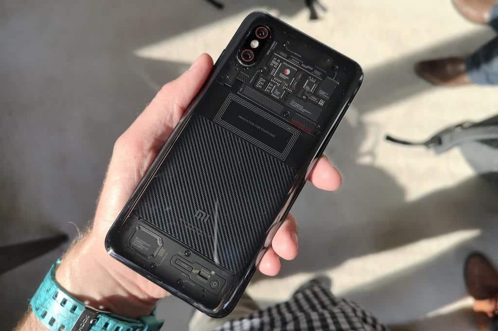 Xiaomi Mi8 Pro - Blog SFAM