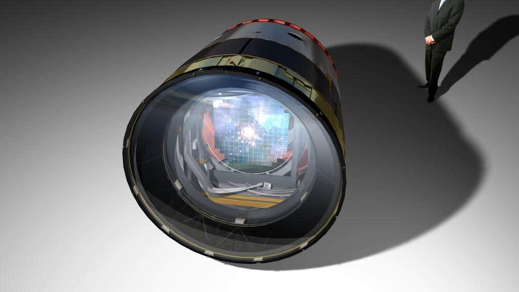 Caméra numérique géante - Blog SFAM