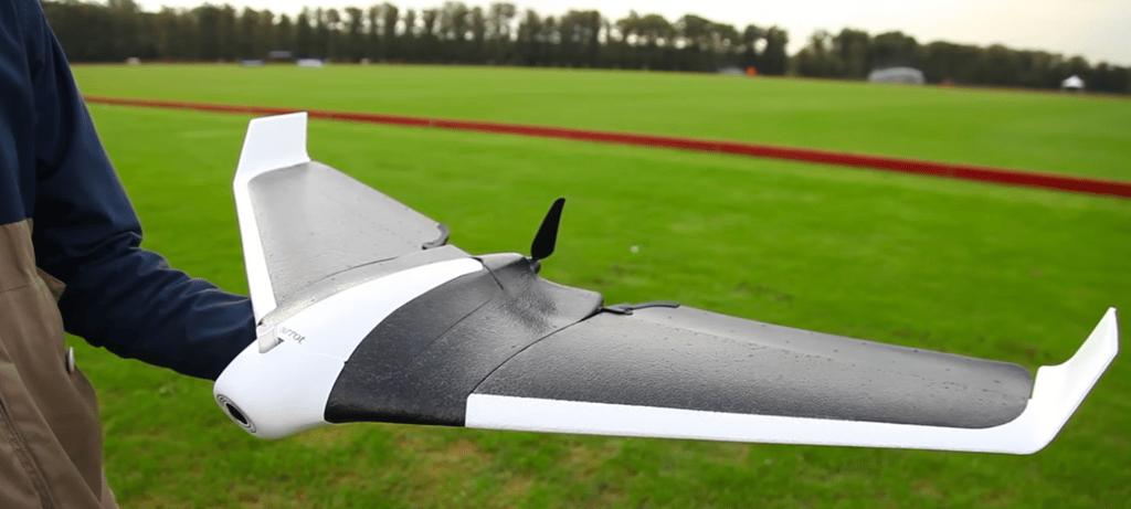 Drone oiseau connecté Parrot - Blog SFAM