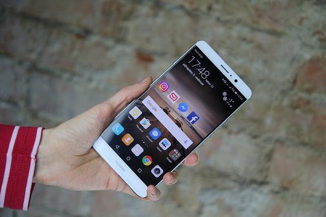 Huawei Mate 9 - Blog SFAM