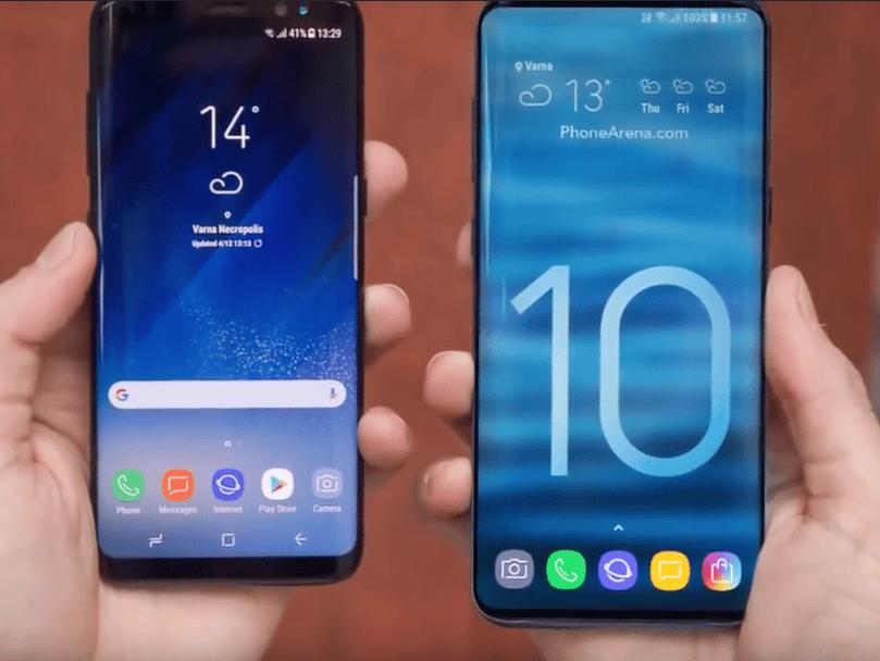 Smartphone Galaxy Beyond X - Blog SFAM