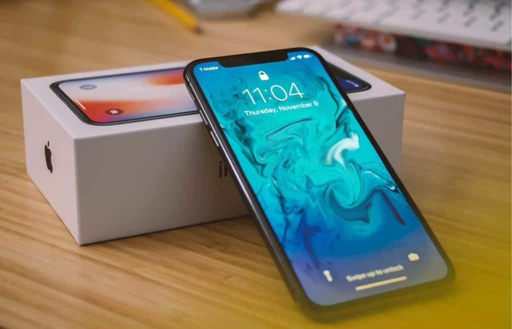 Apple iPhone X - Blog SFAM