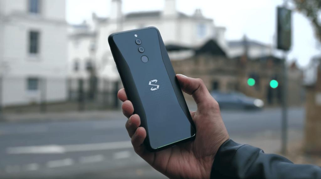 Xiaomi Black Shark Helo - Blog SFAM