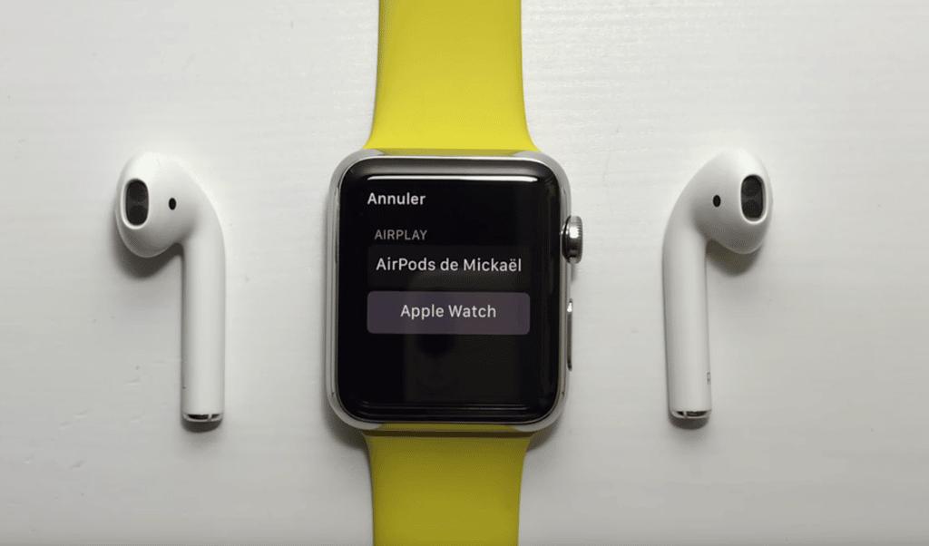 Apple Watch y AirPods - Blog SFAM