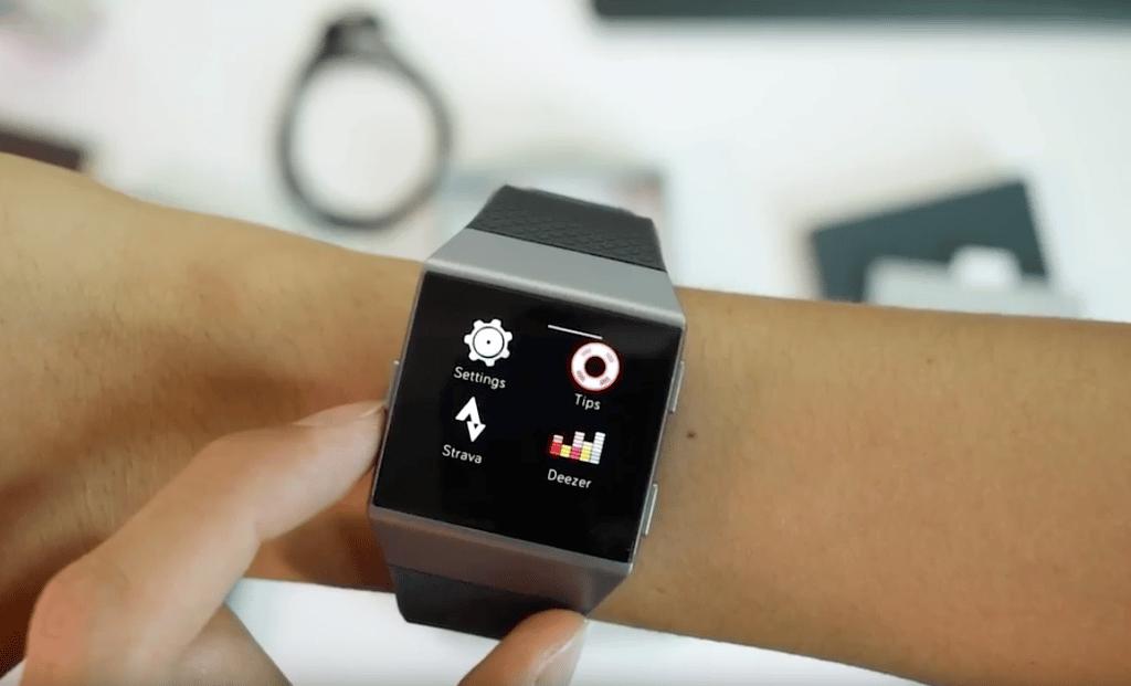 Reloj Inteligente Fitbit - Blog SFAM