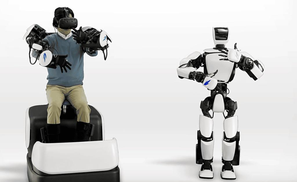 Robot Toyota - Blog SFAM
