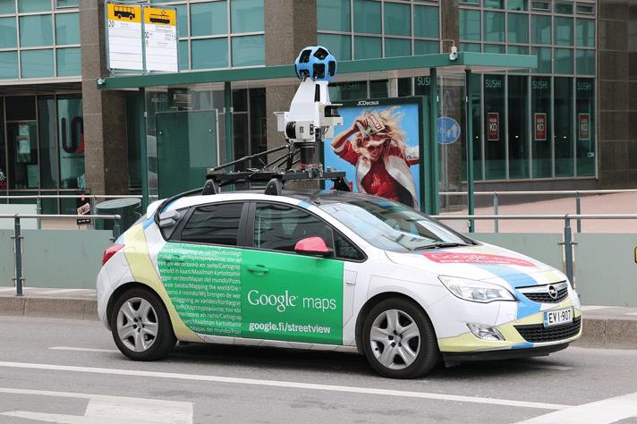 Google Street View - Blog SFAM