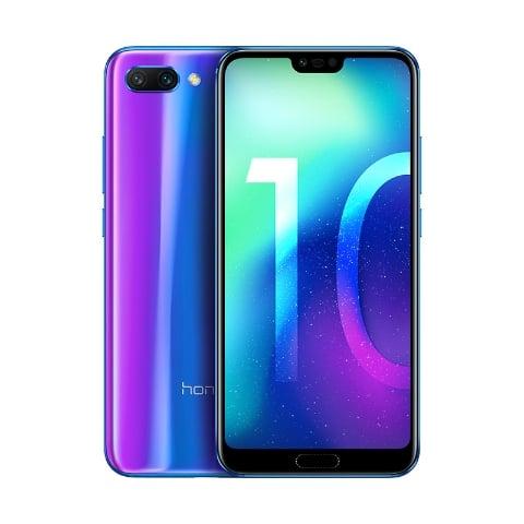 Meilleur smartphone 2018 - Rapport qualité prix - Honor 10 - Blog SFAM