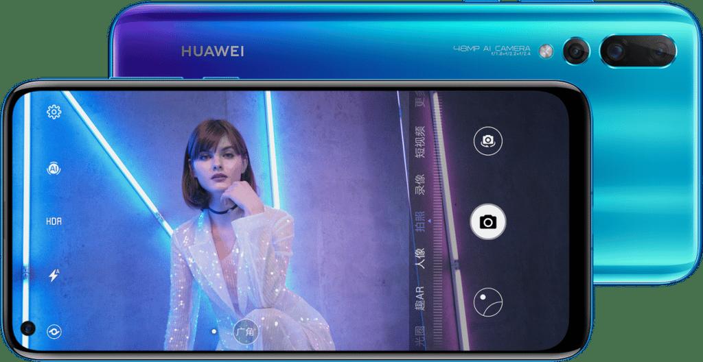 Huawei Nova 4 - Blog SFAM