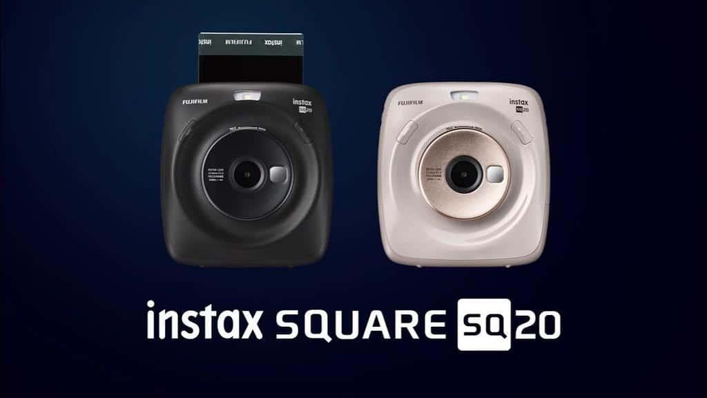 SQ 20 Fujifilm - Blog SFAM