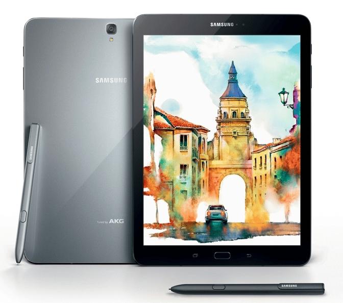 Samsung Galaxy Tab S3 - Blog SFAM