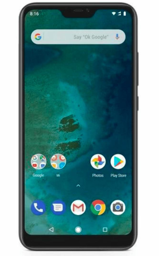 Meilleur smartphone 2018 - Rapport qualité prix - Xiaomi A2 lite - Blog SFAM