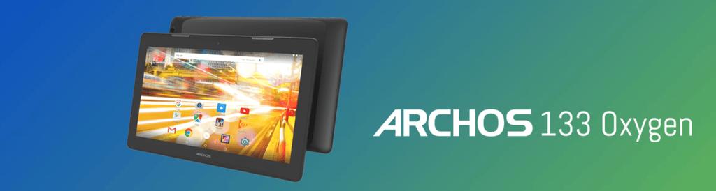 Archos 133 Oxygen - Blog SFAM