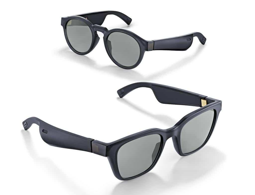 Bose lunettes connectées - Blog SFAM