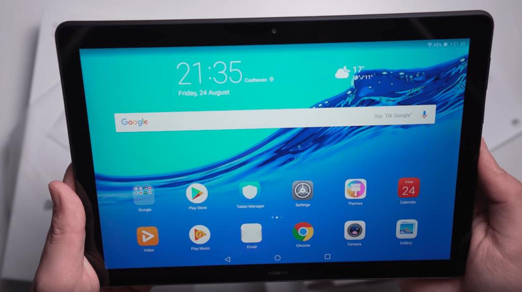 Huawei mediapad T5 - Blog SFAM