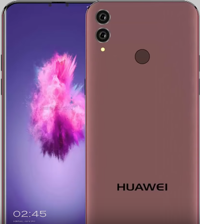 huawei nova 4 - (back and front) - Blog SFAM