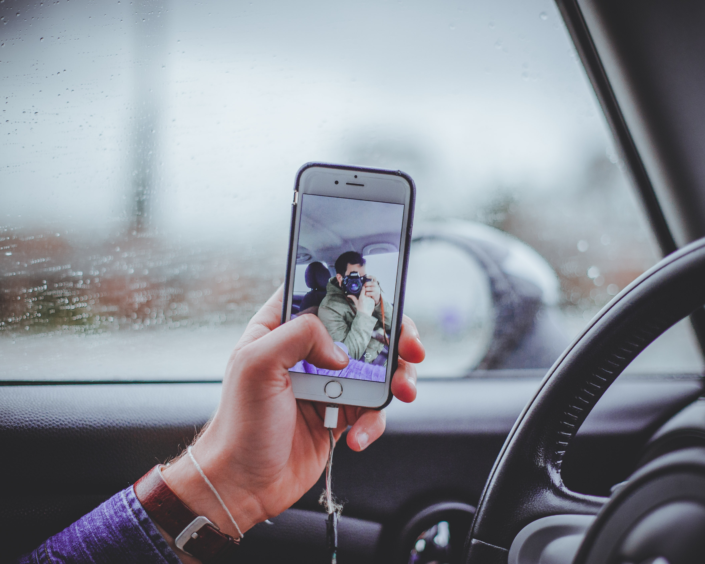 selfy photo - blog SFAM