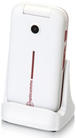 Téléphone pour malentendant Amplicomms M7000i - Blog SFAM