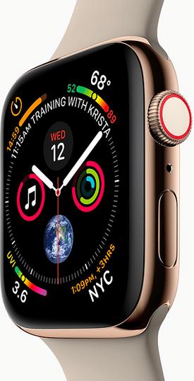 Apple Watch 4 - Blog SFAM