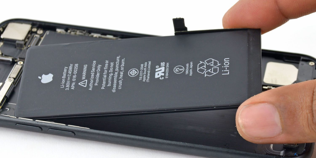 Apple batteries remplacees - Blog SFAM