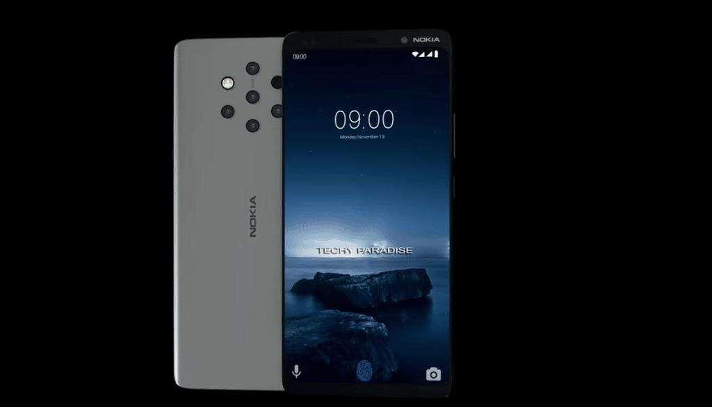 Nokia 9 pureview - Blog SFAM