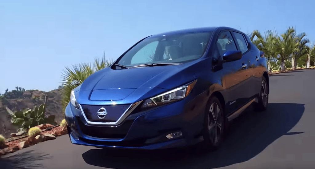 Nissan Leaf E-plus - Blog SFAM