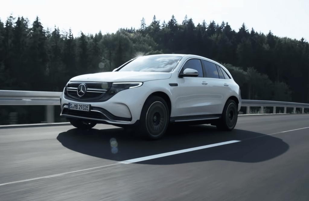 Mercedes EQC - Blog SFAM