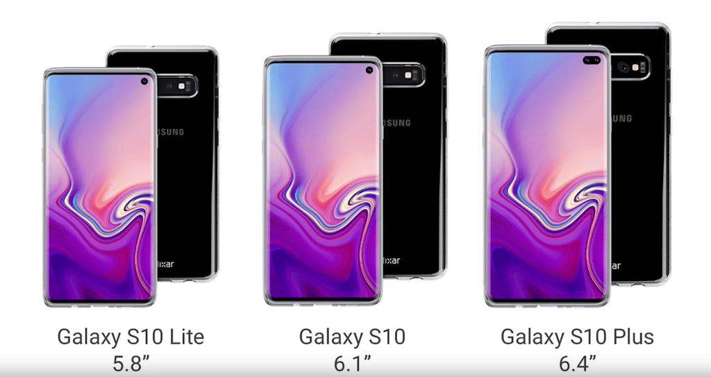 Samsung Galaxy S10 - Blog SFAM
