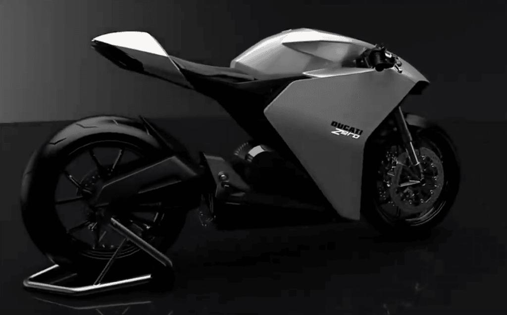 Ducati Zero - Blog SFAM